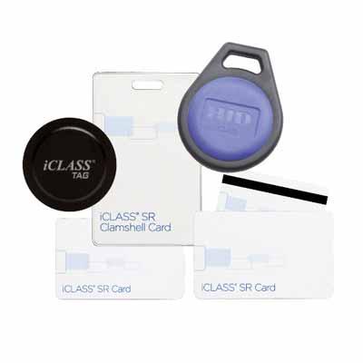 Keyscan KI2K2SR legacy SR 2K2 ISO smart card, 36 bit, elite key
