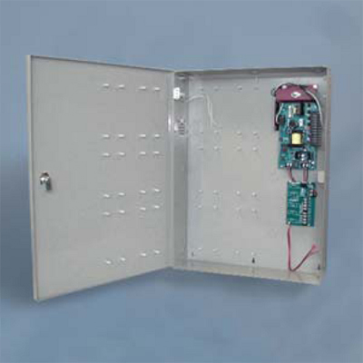 Lenel LNL-600X6-CE220 access control system power supply with surge protection, and thermal overload protection