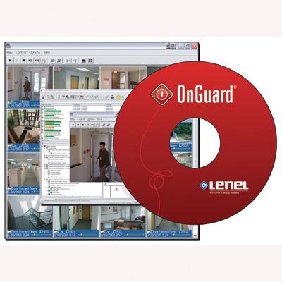 Lenel OnGuard-System