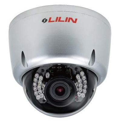LILIN CMR6186X day / night  vari-focal IR dome camera