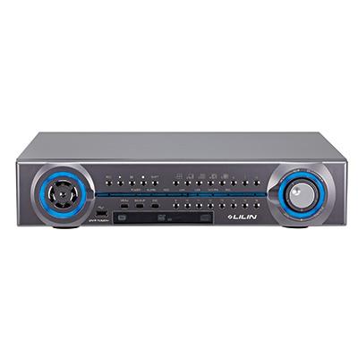 LILIN DVR816 960H H.264 Touch Screen Interface DVR