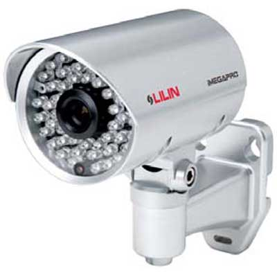 LILIN IPR-722S4.3 H.264 and Motion JPEG network camera
