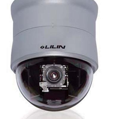 LILIN IPS-3124P internal mini colour / mono speed IP dome with 12x zoom