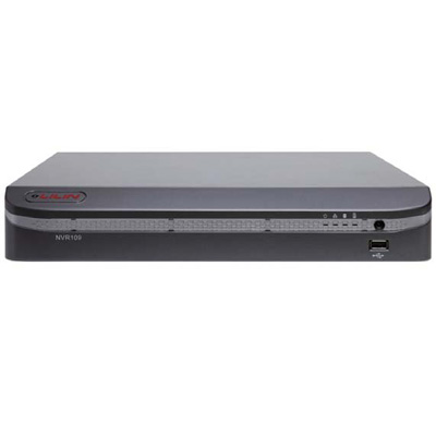 LILIN NVR-109 HD 1080P, 9-channel NVR, up to 12TB storage