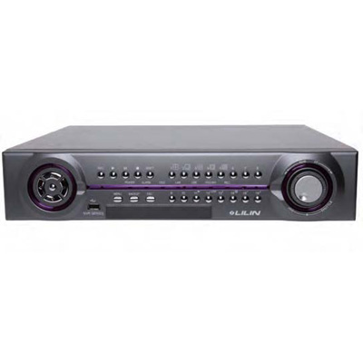LILIN NVR-116D-4TB 1080P Real-time Multi-touch 16 Channel Standalone NVR