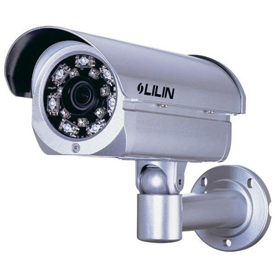 LILIN PIH-0384XWP true day/ night bullet camera with 14 IR LED