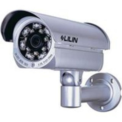 LILIN PIH-0388XWP true day/night bullet camera with 14 IR LED