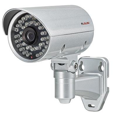 LILIN SR7022E6 1080P Day & Night Fixed IR IP Bullet Camera