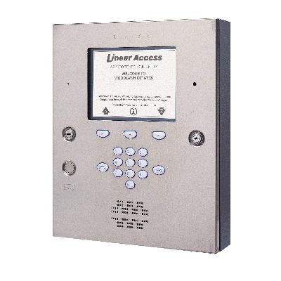 Linear AE2000Plus telephone entry system