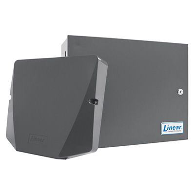 Linear Elite-64 browser-based access control system