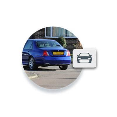 Avigilon License Plate Recognition (LPR) Analytics