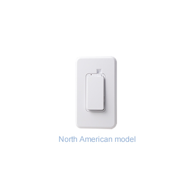 Climax Technology LS-1A/E-G-ZBS Light Switch (AC-Powered and Grounded Light Switch Series)