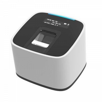 Anviz M-Bio Wireless Fingerprint and RFID Time & Attendance Device