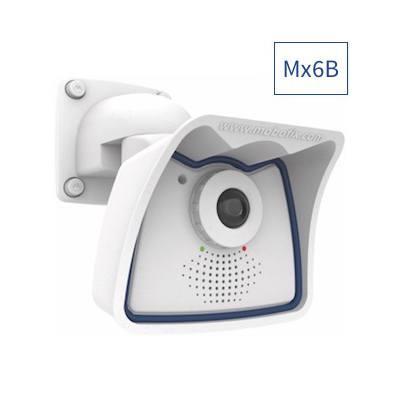 MOBOTIX Mx-M26B-6D016 M26B Complete Cam 6MP, B016 (Day)