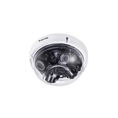 VIVOTEK MA8391-ETV network camera with four independent 3MP CMOS Sensors