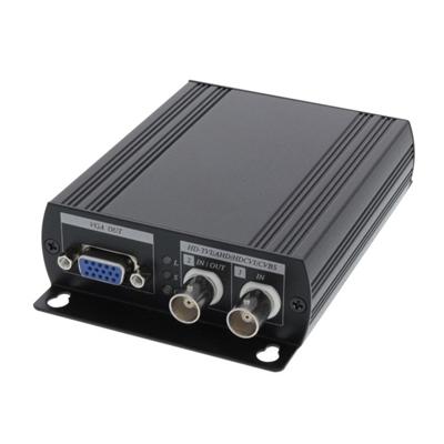 eneo MAM-5MM1001M0A Converter, HD-CVI, HD-TVI, AHD, Composite to HDMI, VGA, Composite, Indoor