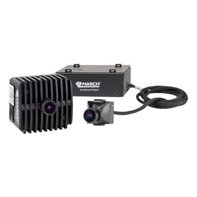 March Networks MegaPX ATM (Modular) 3MP camera with High Dynamic Range (HDR) and low-light capabilities