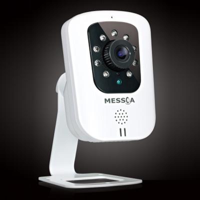Messoa NCC800(WL)  -  HD 1080p Cube Network Camera
