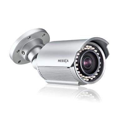 Messoa NCR368-P2-MES 5MP outdoor IR bullet IP camera