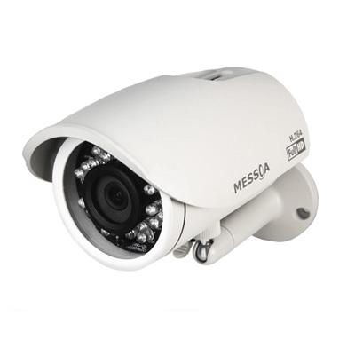 MESSOA presents integrated 2MP IP and IP LPR Traffic Camera