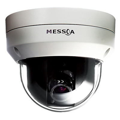 Introducing the MESSOA NDF831 - a premium HDTV 2MP fixed dome camera that gets clear pictures in harsh environments
