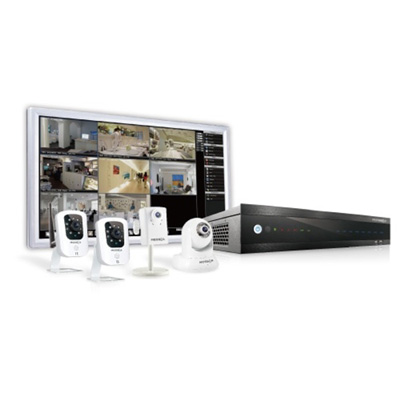MESSOA launched plug-and-play 4CH/8CH Lite NVR Solution