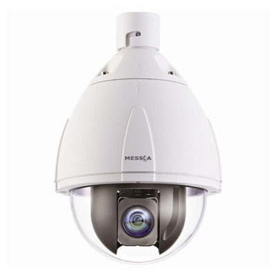 MESSOA launches outdoor-ready 3MP speed dome that raises the PTZ camera standards