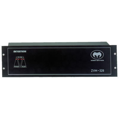 Meyertech ZoneVu ZVM 328 analogue video matrix system