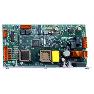 Meyertech ZVR-130+RS422-PCB ZoneVu advanced telemetry receiver