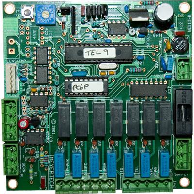 Meyertech ZVR-210 telemetry receiver