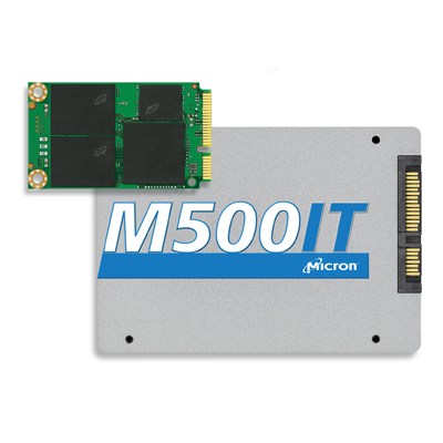 Micron 256GB Industrial SSD
