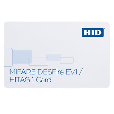 HID SIO Solution for MIFARE® DESFire® EV1 + HITAG1 Card 1451x