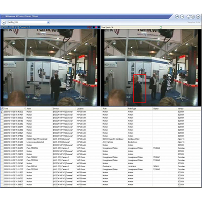 Milestone aggregates video analytics tools under a single user interface with XProtect Analytics Framework