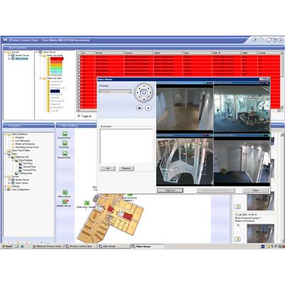 Milestone XProtect Central 3.7 CCTV software