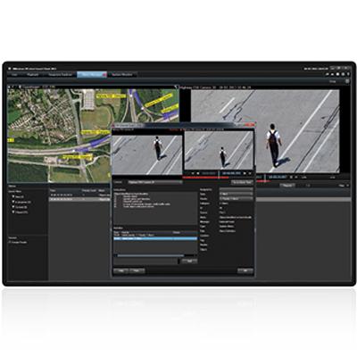 Milestone XProtect Corporate 2013 R2 CCTV software