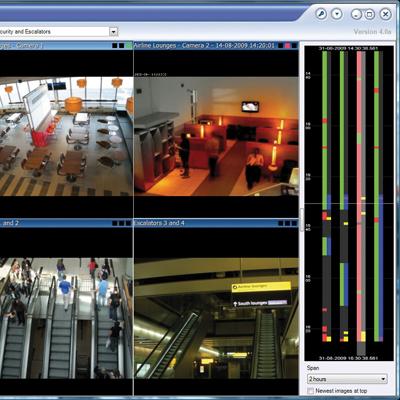 Milestone XProtect Corporate 3.0 CCTV software