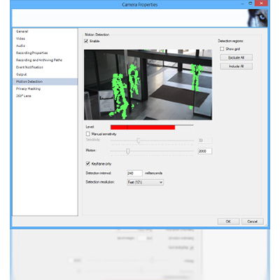 Milestone XProtect Enterprise 2014 IP video management software