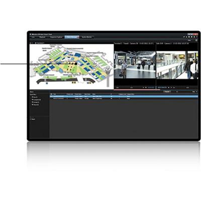 Milestone Xprotect Enterprise 2016 CCTV software