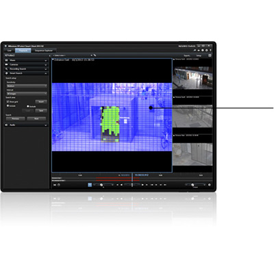 Milestone XProtect Essential 2014 IP video management software