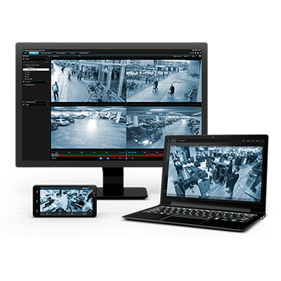 Milestone XProtect Essential 2016 CCTV software