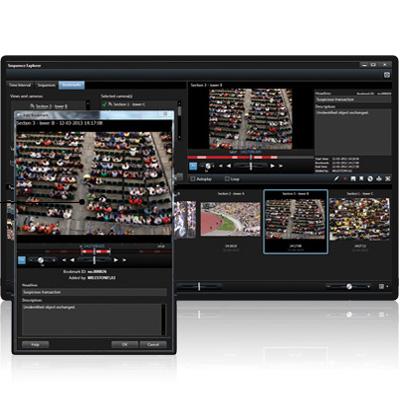 Milestone XProtect Expert Surveillance Software