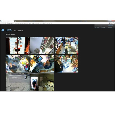 Milestone XProtect® Web Client CCTV software