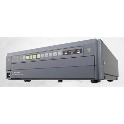 Mitsubishi Electric are pleased to be able to offer complete security solutions from recording to storage and display