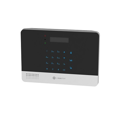 Climax Technology ML(T)-8(B/TP) Wireless Control Panel In Dual Path Of 3G+GPRS+IP