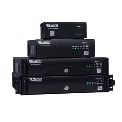 March Networks 8704 S - 4 Channel Hybrid NVR