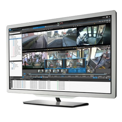 March Networks Command for Transit video management software