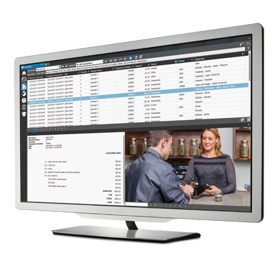 March Networks Searchlight for Retail-RFID Integration CCTV software