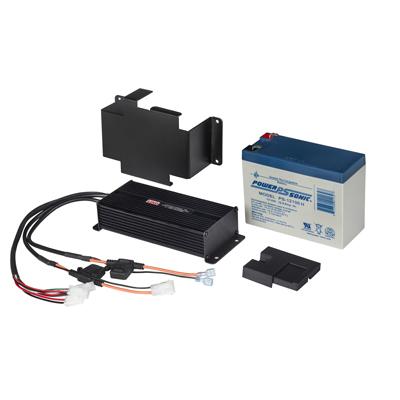 MobileView MVA-2551-12-115 Uninterruptible Power Supply