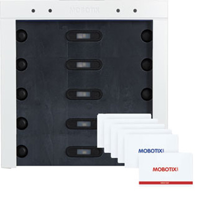 MOBOTIX BellRFID module for the IP Video Door Station - with RFID technology