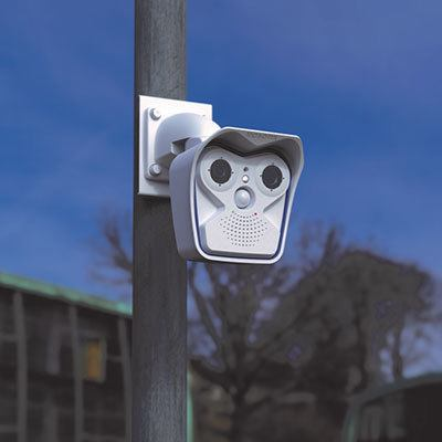 Setting standards with MOBOTIX's AllroundDual